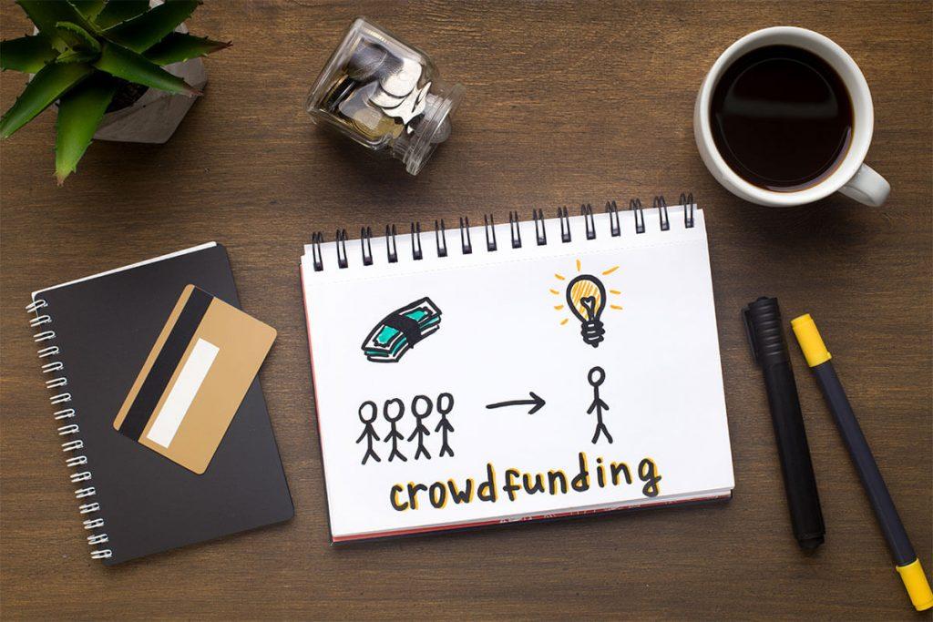 crowdfunding explained